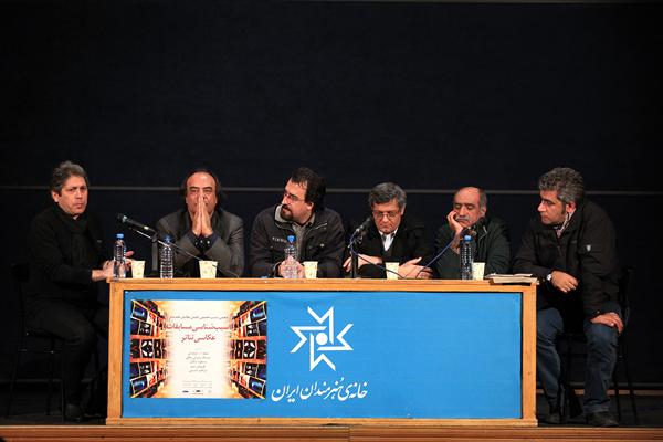 کوروش پیرو، سیامک زمردی مطلق، هادی نوید، ابراهیم حسینی، سیفاله صمدیان و رضا موسوی